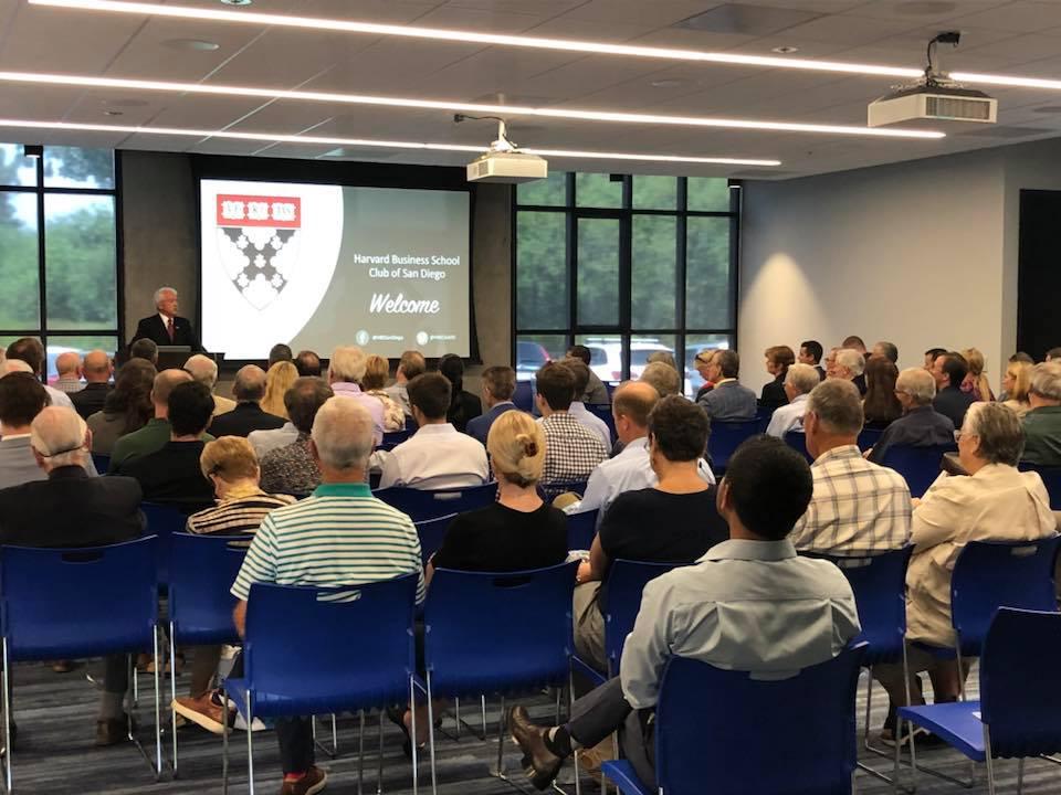 Harvard Business School Club of San Diego - Home